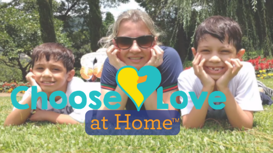 Choose Love at Home Study Group