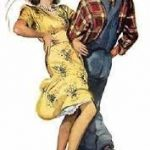 At Home Square Dance Lessons