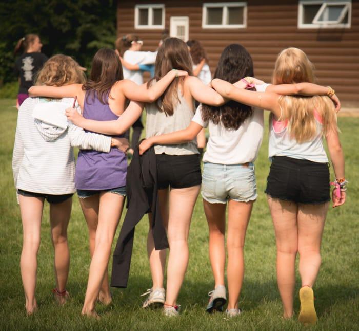 Girls Circle Summer Camp 2021