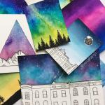 Teen Paint Night Series